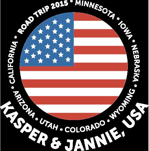 Kasper & Jannie, USA